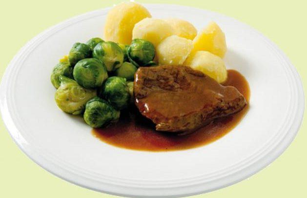 Onze menu's van warme en koude maaltijden